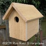 OHOP birdhouse kit from The Birdhouse Depot.
