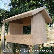 WILLAPA Bird Feeder Kit from The Birdhouse Depot