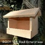 KALAMA Nesting Shelf Kit from The Birdhouse Depot
